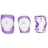 Child Combo Protection Set - Lilac/White