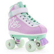 Milkshake Quad Skates - Mint Berry