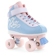 Milkshake Quad Skates - Cotton Candy