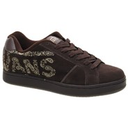 Widow (Bandana Vans) Brown Shoe DE133S