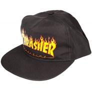 Flame Logo Snapback