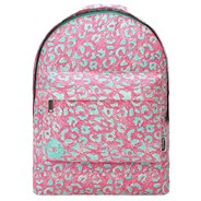 Backpack x Crayola Leopard Pink/Aqua