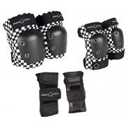 Street Gear Junior 3 Pack - Checkers