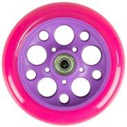 Zycom 125mm front wheel - Pink/Purple