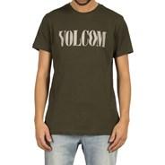 Weave Lightweight S/S T-Shirt - Dark Green