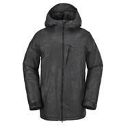 Prospect Insulated Jacket - Black on Black