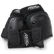 RKD590 Junior Heavy Duty Triple Pad Set - Black