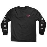 Indy L/S T-Shirt - Black
