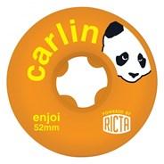 SLIX Enjoi Carlin 81b Orange 52mm Wheel