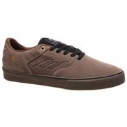 The Reynolds Low Vulc Tan Shoe