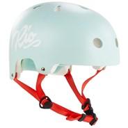 Script Helmet - Teal