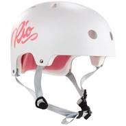Script Helmet - White