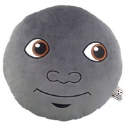 Love Bomb Moon Emoji Cushion