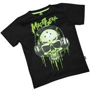Basehead S/S Kids T-Shirt - Black