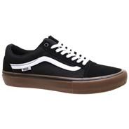 Vans Old Skool Pro Black/White/Medium Gum Shoe VN000ZD4BW91