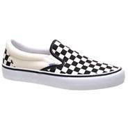 Vans Slip On Pro (Checkerboard) Black/White Shoe VA347VAPK