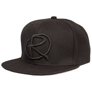 Rampworx Snapback LE 97.7 Cap Black/Black/Black