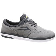 Fremont Grey/Charcoal Suede Shoe
