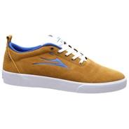 Bristol Gold/Blue Suede Shoe