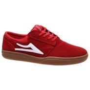 Griffin XLK Red/Gum Suede Shoe