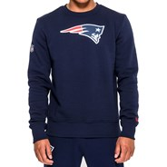 Team Logo Crew Sweatshirt - New England Patriots