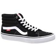 SK8 Hi Pro Black/White Shoe VVHGY28