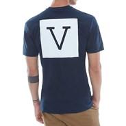 Chima S/S T-Shirt - Navy VA3HBVNVY
