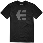 Mod Icon S/S T-Shirt - Black