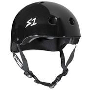 Mega Lifer Helmet - Black Gloss