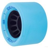 Sonar Demon EDM 62mm Roller Skate Wheels - Sky Blue