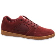 Accel Slim Burgundy/Gum Shoe