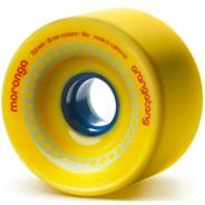 Moronga Freeride Longboard Wheels - Yellow