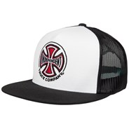 Truck Co Mesh Cap - White/Black