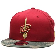 Team Camo 9FIFTY Snapback - Cleveland Cavaliers