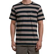 Belfast Crew S/S T-Shirt - Black