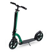 215mm Commuting Scooter - Black/Green FR215