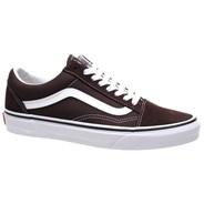 Vans Old Skool Chocolate Torte/True White Shoe VA38G1U5Z