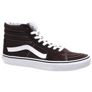 Vans SK8 Hi Chocolate Torte/True White Shoe VA38GEU5Z