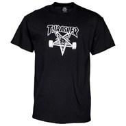 Skategoat S/S T-Shirt - Black