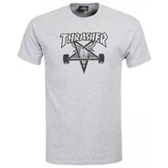 Skategoat S/S T-Shirt - Grey