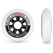 Hydrogen 84/85a Fitness Inline Skate Wheels - Black