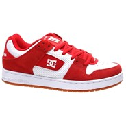 Manteca Red/White/Red Shoe
