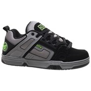Comanche Grey/Charcoal Leather/Lime Shoe