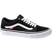 Vans Old Skool Pro Black/White Shoe VZD4Y28
