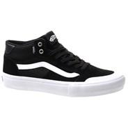 Vans Style 112 Mid Pro Black/White Shoe VA3DOVY28