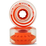 Outdoor Classic 65mm/78a Roller Skate Wheels - Clementine