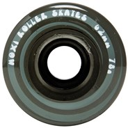 Juicy 65mm/78a Roller Skate Wheels - Smoke