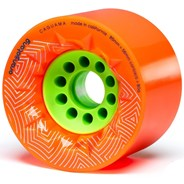 Caguama Longboard Wheels - Orange