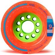 Harfang Kegel Longboard Wheels - Orange