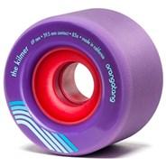 Kilmer Centreset Longboard Wheels - Purple